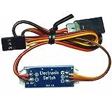 受信機の空きCHを使って簡単に電飾のON/OFFができるスイッチ