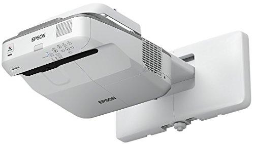 Epson EB-695Wi Video - Proyector (3500 lúmenes ANSI, 3LCD, WXGA (1280x800), 300:1, 16:10, 1524 - 2540 mm (60 - 100