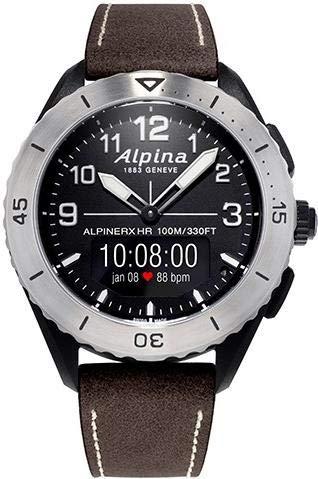 Alpina Geneve ALPINERX ALIVE AL-284LBBW5SAQ6 Smartwatch Swiss Made