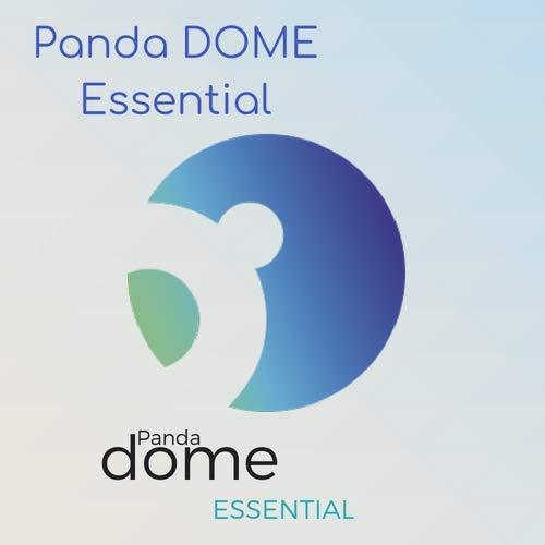 Panda Dome Essential Antivirus | 1 Dispositivo (Licencia electrónica por 1 año, se manda por email, no CD)