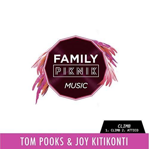 Tom Pooks & Joy Kitikonti