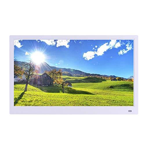 15,6-Zoll-IPS-HD-Bildschirm178-Grad-Vollansicht1920 × 1080 Digitaler Fotorahmen Elektronisches Album HD-Werbemaschine Android-System Split-Screen-Karussell Horizontale und vertikale Bildschirmumscha