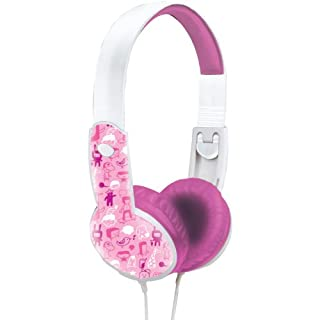 Maxell Safe Soundz Overear Headphones Girls 3-5 Years Of Age 190294 (Pink) (B0067TLUH0) | Amazon price tracker / tracking, Amazon price history charts, Amazon price watches, Amazon price drop alerts