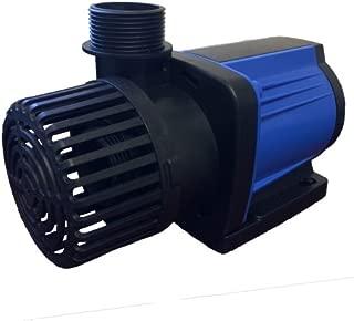 Commando 3000 GPH Variable Speed Pond Pump, Pump Flow Rates 1,200 To 3,000 GPH Max Flow