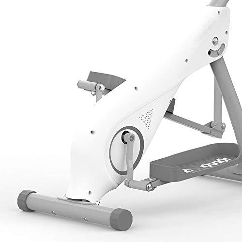 JKGLD Elliptical Machine for Home Elliptical Trainer Elliptical Cross Trainer Exercise Bike-Fitness Cardio Workout Machine for Home Exercise Machine (Color : White, Size : Free Size) 4