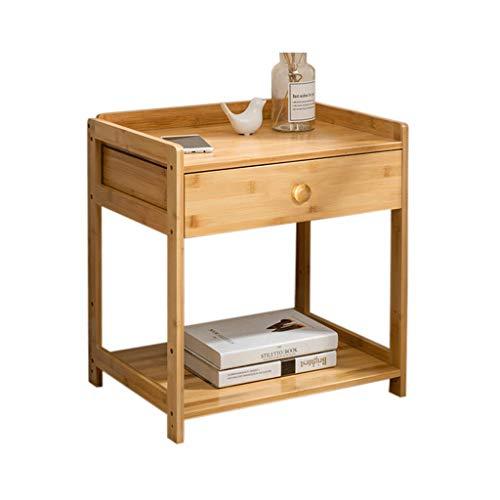 Table d'appoint Meuble latéral Amovible pour Le Salon Table d'appoint Simple et Moderne Matériau écologique (Couleur : A)