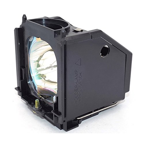 Samsung HLS6187W Rear Projector TV Assembly with OEM Bulb and Original Housing