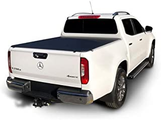 Tuff Tonneaus Mercedes X-Class Dual Cab Genuine No Drill Clip On Tonneau Cover