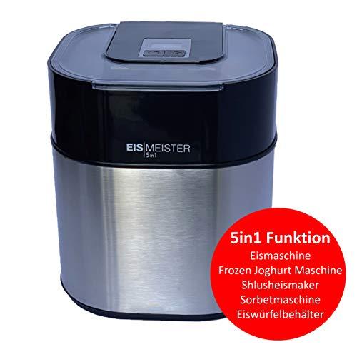 PerfectMix EISMEISTER Eismaschine Eis-creme zum selber...