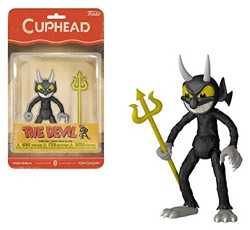 Action Figure: Cuphead: The Devil