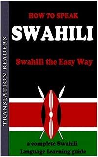 speak swahili