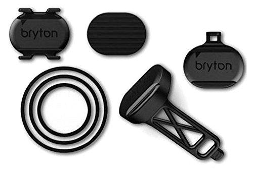 Bryton 4718251592316A GPS Ciclismo, Adultos Unisex, Negro, Talla Única
