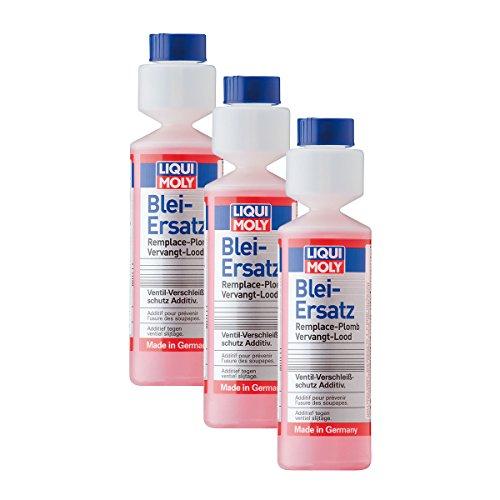 Liqui Moly 3 aditivos de plomo 1010 para combustible, 250 ml