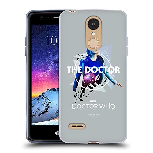 Head Hülle Designs Offizielle Doctor Who Jodie Staffel 12 Grafik Soft Gel Handyhülle Hülle Huelle kompatibel mit LG K8 / K9 (2018)
