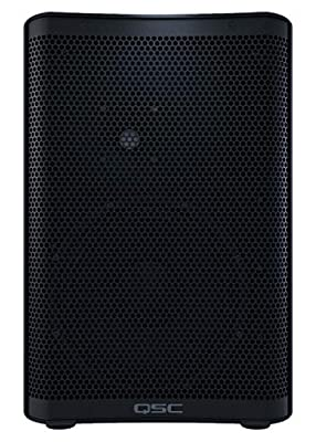 """QSC CP8 8"""" Compact Powered Loudspeaker by QSC"""