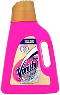 Vanish Napisan Gold OxiAction Fabric Stain Remover Gel 1.75L, 1.75 liters
