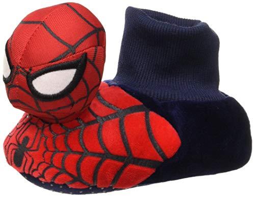 Cerdá Zapatillas De Casa 3D Spiderman, Rojo (Rojo C06), 23/24 EU