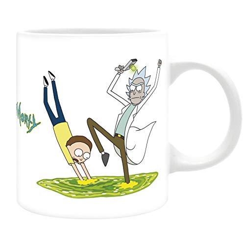 ABYstyle - Rick & Morty - taza- 320 ML - Portail 2