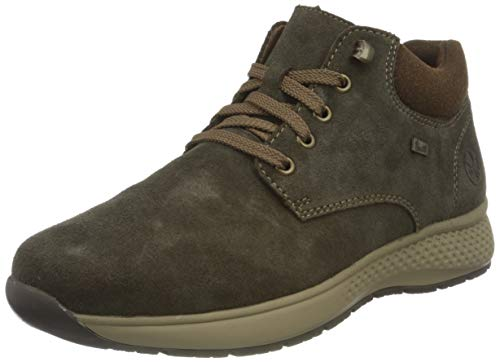Rieker Herren B7631 Mode-Stiefel, braun, 44 EU