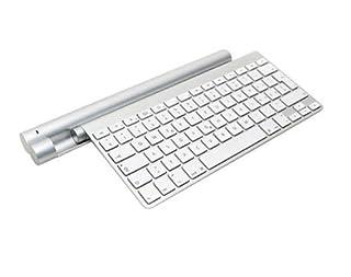 Mobee Magic Bar - Cargador para teclado de Apple, plateado (B004XQWGHW) | Amazon price tracker / tracking, Amazon price history charts, Amazon price watches, Amazon price drop alerts