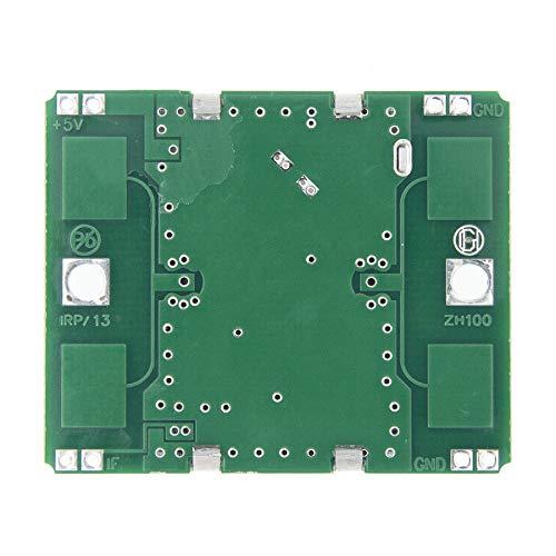 ScottDecor Kit de sensores electrónicos Doppler Radar Microondas Módulo Inalámbrico Sensor de Movimiento Microondas, Detector de Movimiento Sensores Electrónicos