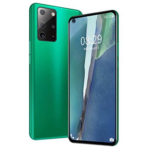 Cellulari Offerte, 6.82  Fhd+ Display, Telefoni Cellulari Dual SIM Smartphone Offerta, 2500mAh Batteria, Riconoscimento Facciale Impronte Digitali, 2GB RAM+16GB ROM, con Auricolare Originale(verde)