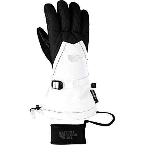 The North Face Women's Montana Gore-Tex Glove, TNF White/TNF Black, Medium