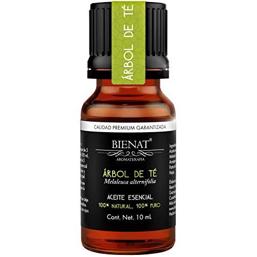 Bienat Aromaterapia Aceite Esencial de Árbol de Té 10mL