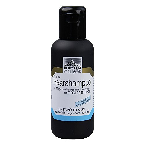 Tiroler Steinöl Haarshampoo, 200 ml