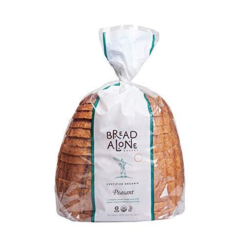 BREAD ALONE Organic Peasant Bread, 20 OZ