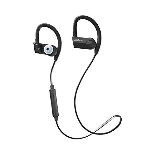 Jabra Sport Pace auriculares estéreo inalámbricos con Bluetooth®, para deporte, negro