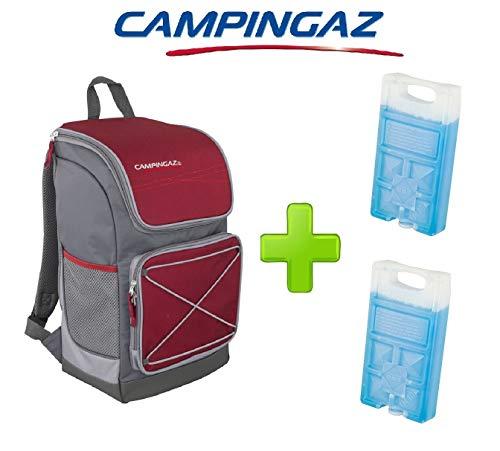 ALTIGASI Thermorucksack BACPAC Urban 30 Liter CAMPINGAZ Leistung bis zu 11 Stunden + 2 Stück FREEZ Pack M10