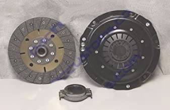 Kennedy 200Mm Clutch Kit Kennedy Stage 2 Pressure Plate, Kush Loc Disc, And Late Throw Out Bearing