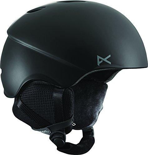 Anon(アノン) ヘルメット スキー スノーボード メンズ HELO ASIAN FIT 2019-20年モデル Mサイズ BLACK 1325...