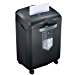 Bonsaii Updated 60-Minute Heavy-Duty Micro-Cut Paper Shredder, 14-Sheet Shredding Capacity for Office and Home Use, Destroys Credit Card/Staples/Clips, 6-Gallon Pullout Wastebasket, Black (C149-D) (Renewed)