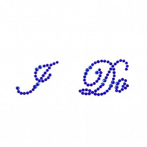 My Little Monster I Do Azul Diamantes de imitación Boda Zapatos Applique...