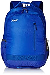Skybags Bingo Extra 02 32 Ltrs Blue Casual Backpack (Bingo Extra 02),Vip Industries Ltd,Bingo Extra 02,bagpack,bagpack for women,bagpacks,bagpacks for college,bagpacks for girls stylish,pubg bagpack level 89,wildcraft bagpacks