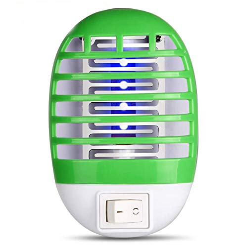 Innoo Tech Bug Zapper, 2020 New Electronic Mosquito Killer Lamp Insect Trap Eliminates Most Flying Pests for Home Bedroom, Kitchen and Office (1 Pack)