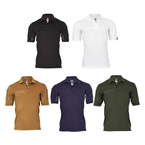 Copytec - Polo Tactical Abbigliamento aziendale bianco M