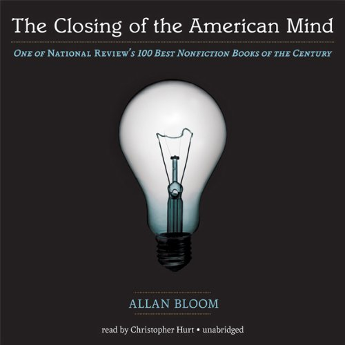 The Closing of the American Mind Titelbild