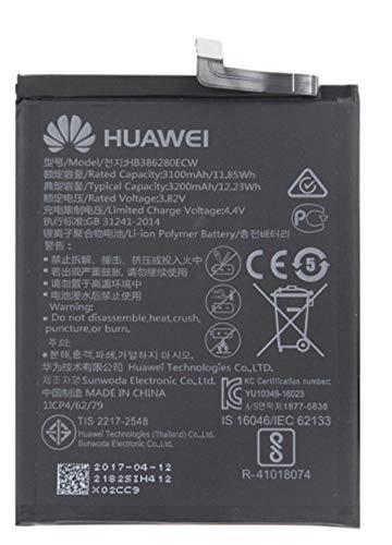 Batería original para Huawei HB386280ECW, teléfono móvil/smartphone