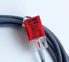 Fevas 1PCS PS-05N-3M PL-05N-3M FOTEK Inductive Proximity Switch Sensors NPN 10-30VDC 3 Wire 3 Meters Cable New & Original - (Color: PL-05N-3M)