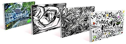block marquilla de 20 hojas fabricante Rayter