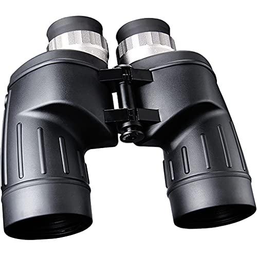 Prismaticos Potentes 10 X 50 HD Prismaticos Largo Alcance, Visión Nocturna con Poca Luz, Utilizado para Observación De Aves, Caza, Observación De Vida Silvestre.