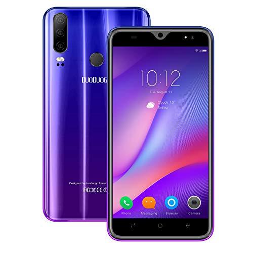 Moviles Libres Baratos 4g, P30Plus(2020) 6.53 Pulgadas 3GB+32GB/128GB 4300mAh Full-Screen Smartphone Libre...