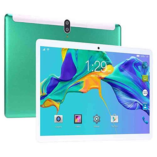 Tabletas de computadora de 10 Pulgadas, Android 5.1, Procesador Octa-Core, Almacenamiento de 1GB + 16GB, Pantalla IPS HD, Wi-Fi, Bluetooth, GPS, Cámara de 2MP + 5MP