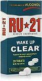RU-21 Dietary Supplement (20-Pill Pack)