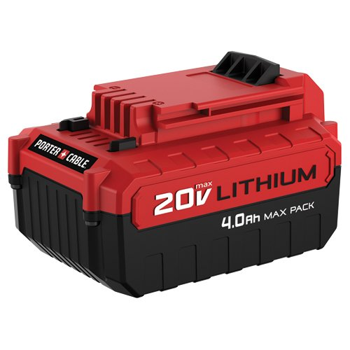 PORTER-CABLE 20V MAX Lithium Battery, 4 -Amp Hour Battery (PCC685L)