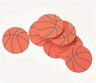 foam basketball stickers