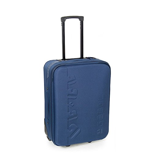 Gabol Item carry-on Hand luggage/cabin suitcase 54 cm Blue 2wheels
